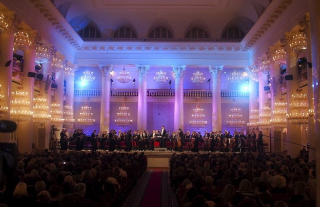 10th Elena Obraztsova International Contest of Young Opera Singers