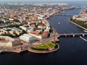 The Vasilyevsky Island