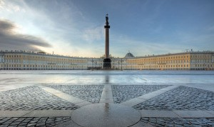 The Palace Square