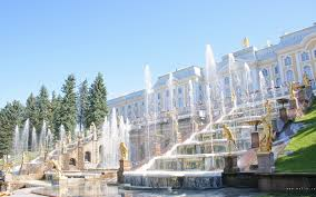 The Peterhof Palace & Garden