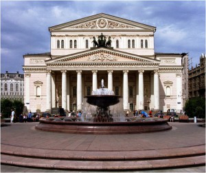 The Bolshoy theater