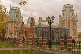 The Tsaritsyno